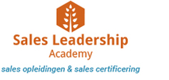 Sales leadership academy sales opleidingen sales certificering logo
